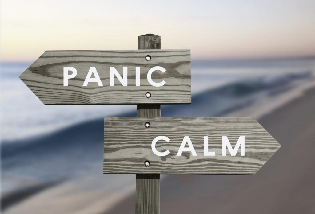 Calm vs Panic